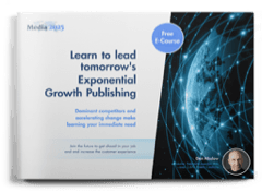 Free E-Course: Learn to lead tomorrow's Exponential Growth Publishing